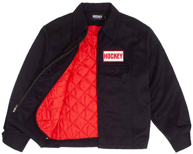 Hockey - Hockey Gas Station Jacket Black
