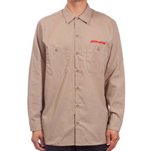 Load image into Gallery viewer, Fucking Awesome - Quadrophenia L/s Workshirt Military Khaki