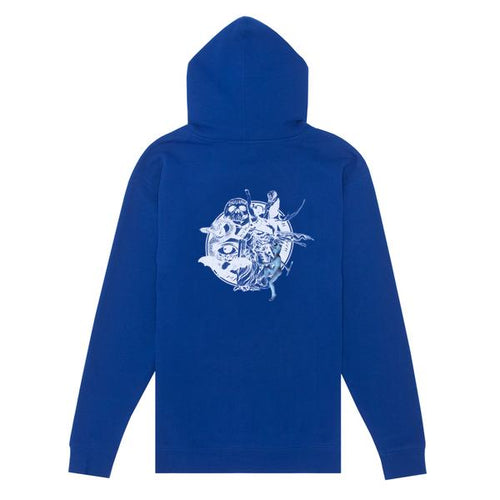 Hockey - Witch Craft Hoodie Royal