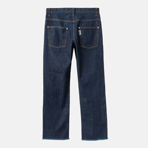 Blind - Jeans Blue/Burgundy
