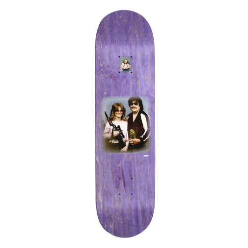 Rave Skateboards Ankward deck 8.125