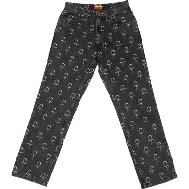 Carpet Co. Ankh jeans black