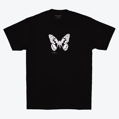 Bye Jeremy - Butterfly T-shirt Black
