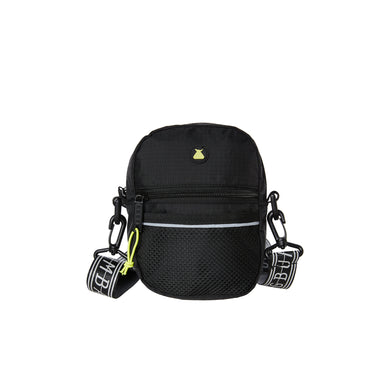 Bumbag Hi Viz Compact Shoulder Bag black