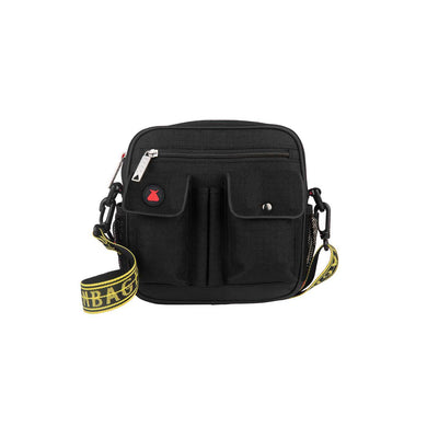 Bumbag Standard Utility Shoulder Bag Black