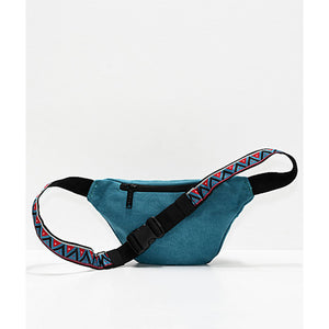 Bumbag The Gert Teal Hip Sack Bag
