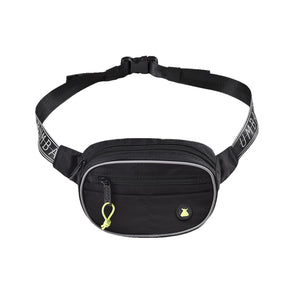 Bumbag Hi Viz Mini Mega Hip Pack Black