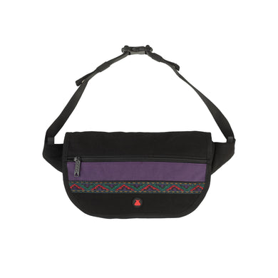 Bumbag Java Folder Hip Black