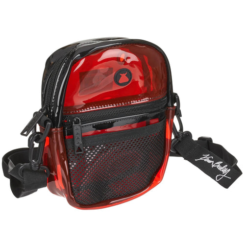Bumbag x Kevin Bradley Compact Shoulder Bag Red