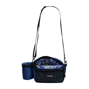 Bumbag x Louie Lopez Compact Xl Shoulder Pack Navy/Forest Green