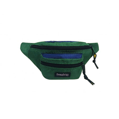 Bumbag x Louie Lopez Hybrid Hip Pack Navy/Forest Green