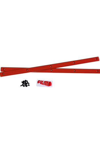 FILM PARKING BLOCK RAILS RED