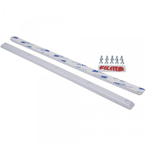 FILM PARKING BLOCK RAILS WHITE