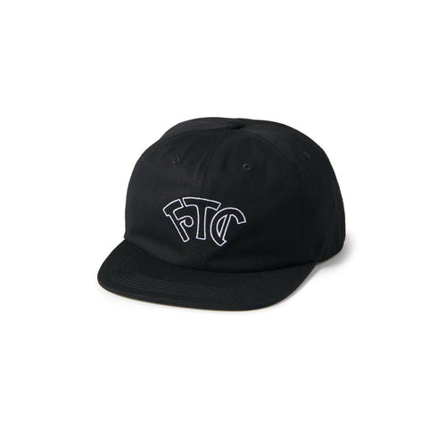 FTC Hindi 6 Panel Black