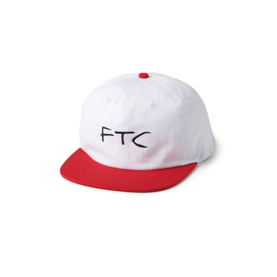 FTC Signature Logo 6 Panel White