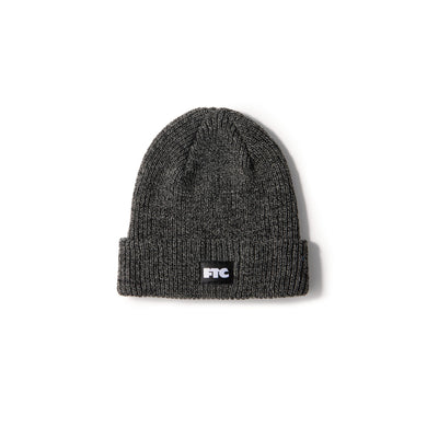 FTC Small Logo Marled Beanie Black