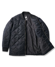 Load image into Gallery viewer, FTC QUILTED WORK JACKET BLACK