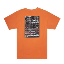 Load image into Gallery viewer, HOCKEY DIRTY BLVD TEE ORANGE