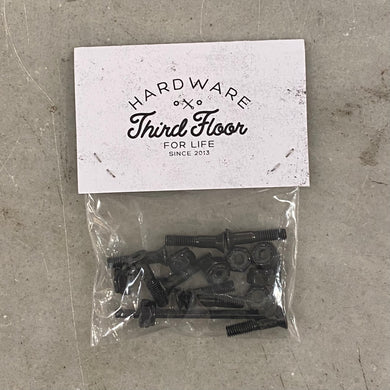 Third Floor  - Hardware