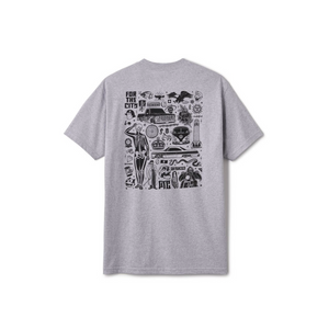 FTC - Mike Giant Grey