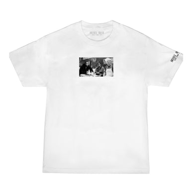 Hotel Blue - Murray Tee White