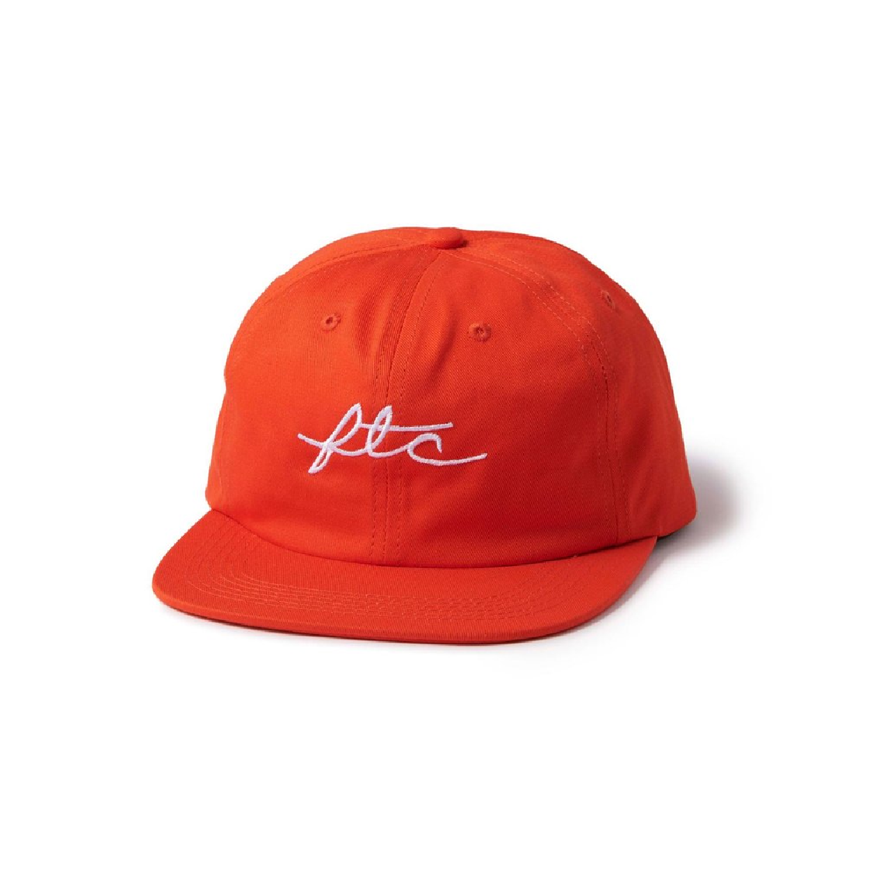 FTC - Viva 6 Panel Hat Orange