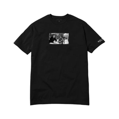 Hotel Blue - Murray Tee Black