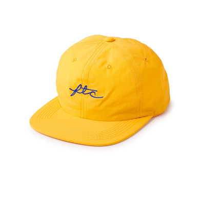 FTC - Viva Nylon 6 Panel Cap Yellow