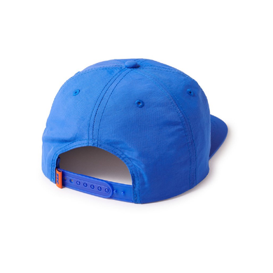 FTC - Viva Nylon 6 Panel Cap Blue