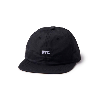 FTC - Nylon Small Og 6 Panel Hat Black
