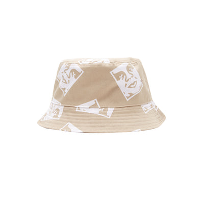 Dickies x Obey - Reversible Bucket Hat Khaki