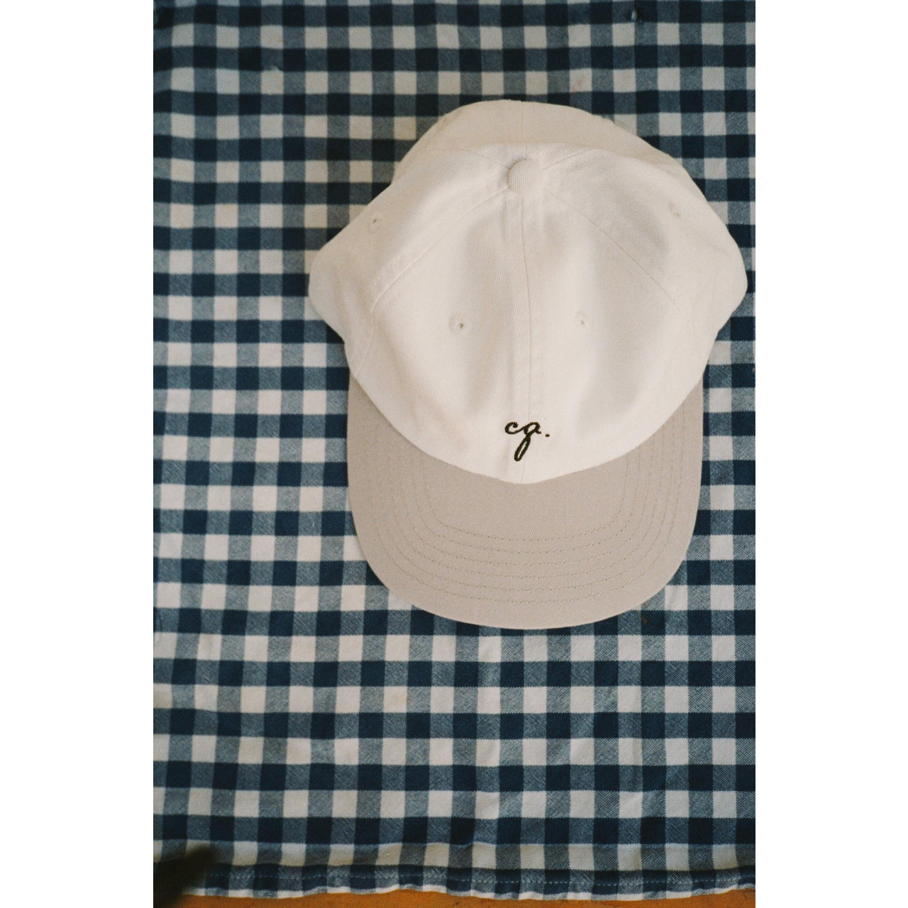 Colour Group - White Pink Cap