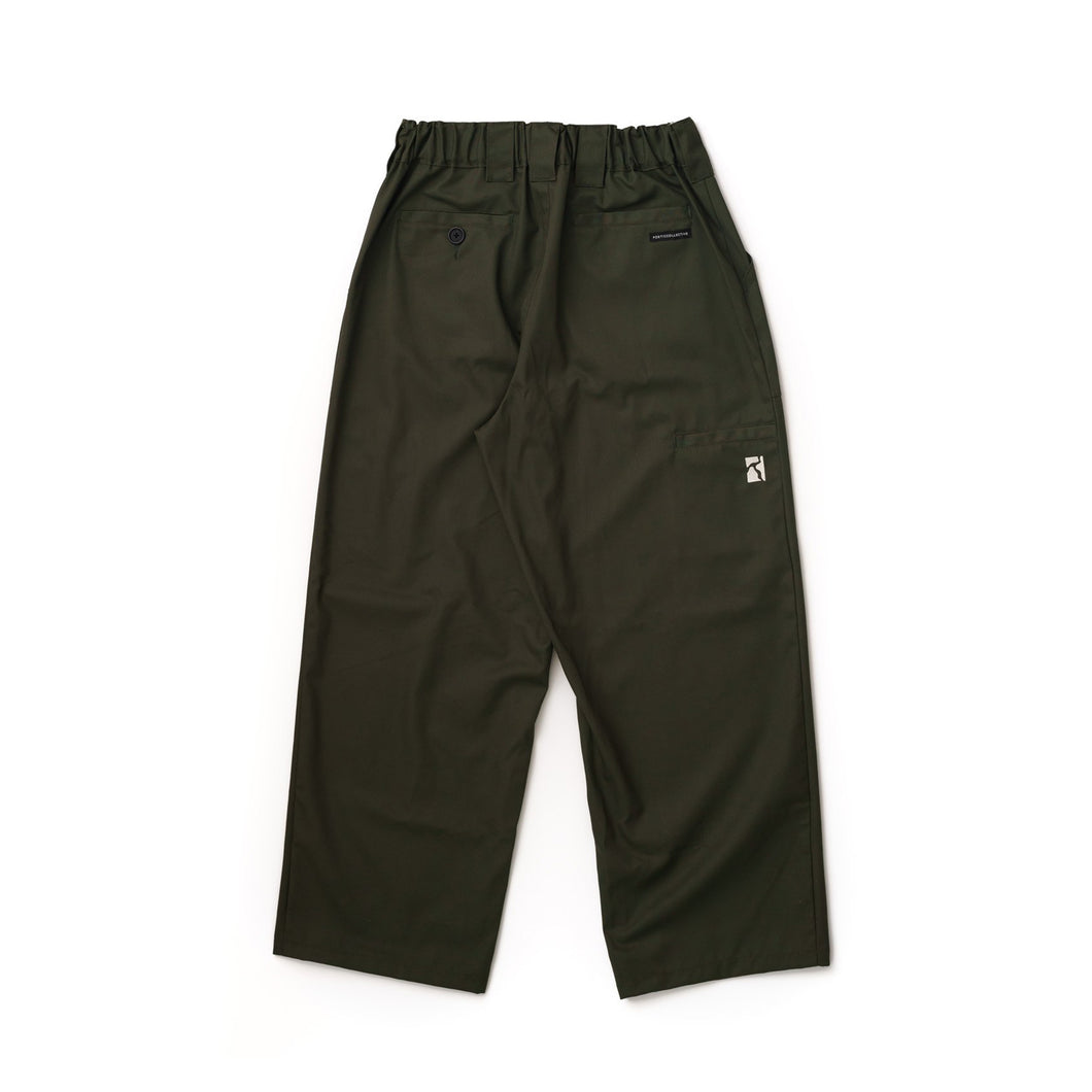 Poetic Collective Painter Pants Olive