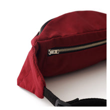 Load image into Gallery viewer, Poetic Collective Premium Belt Bag Maroon