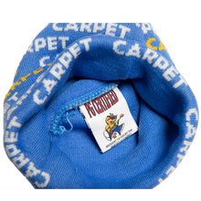 Load image into Gallery viewer, Carpet Co. Repeat logo beanie blue