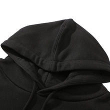 Load image into Gallery viewer, Helas - Strong Hoodie Black