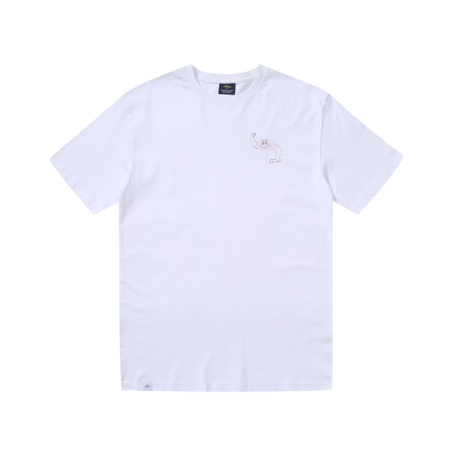 Helas - Strong Tee White