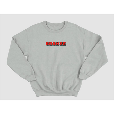 Gronze - Sega Grey Sweater