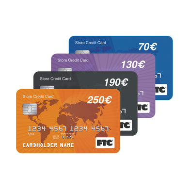 Store Credit Card