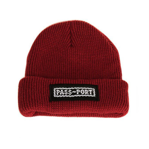 Pass-port - Barbs Beanie
