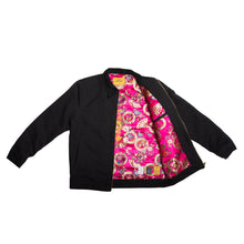 Load image into Gallery viewer, Carpet Co. Korean work jacket black