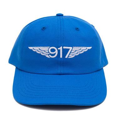Call Me 917 - Team Wings Hat Blue