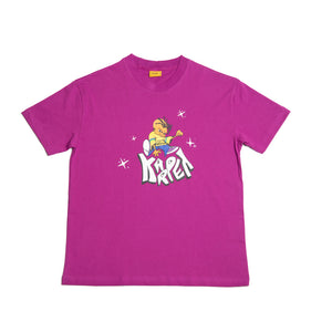 Carpet Co. Kindergarten tee purple