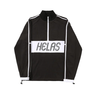 Helas - Liga Quarter Zip Black