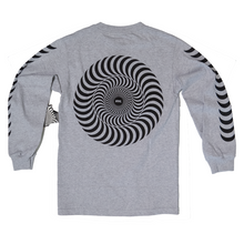 Load image into Gallery viewer, FTC - Spitfire Longsleeve Grey