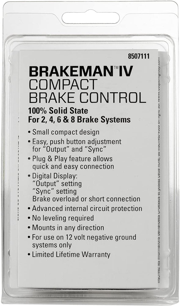 Load image into Gallery viewer, REESE Towpower 8507111 Brakeman IV Digital Brake Control