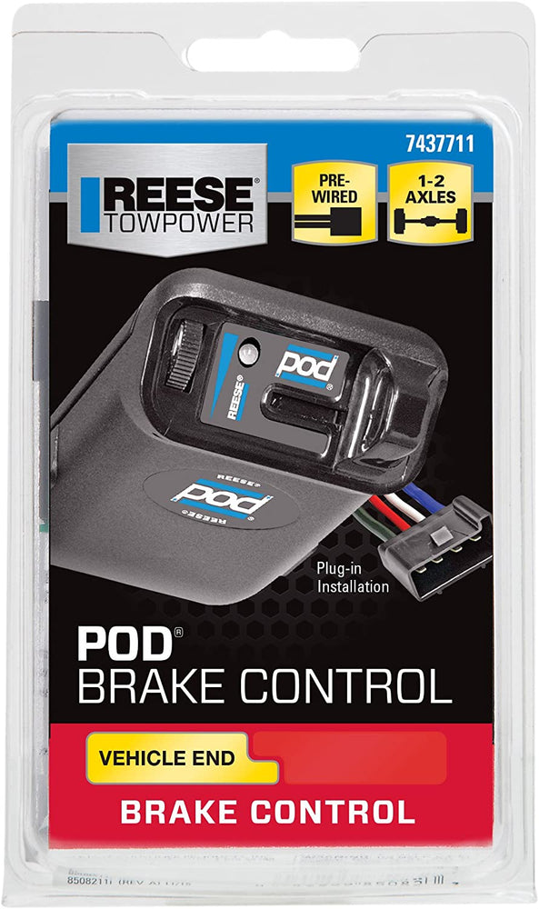 Load image into Gallery viewer, Reese Towpower 7437711 Pod Brake Control