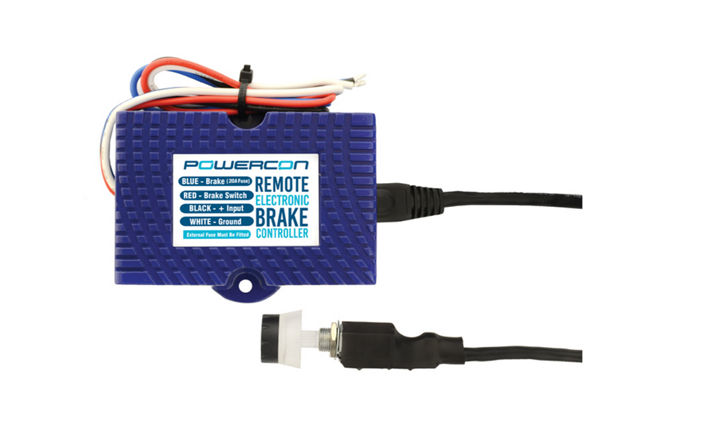 Load image into Gallery viewer, Powercon Remote Electronic Brake Controller LV1409 - Electric Brakes Australia