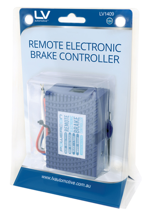 Powercon Remote Electronic Brake Controller LV1409 - Electric Brakes Australia