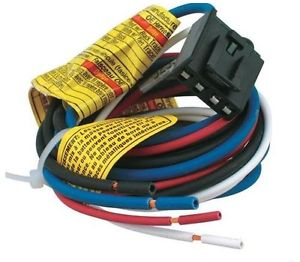 Tekonsha Wiring Pigtail Harness Prodigy, P2, P3 Compatible - Electric Brakes Australia